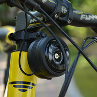 O2Bikes Electric bike horn and anti-theft alarm