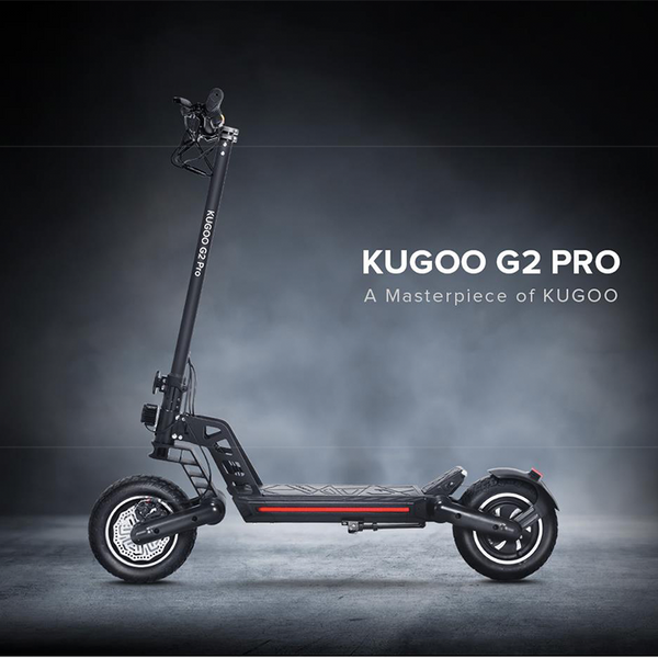 Kugoo G2 Pro Electric Scooter (Direct shipping option now available)