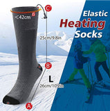 Heated Socks Rechargeable Battery