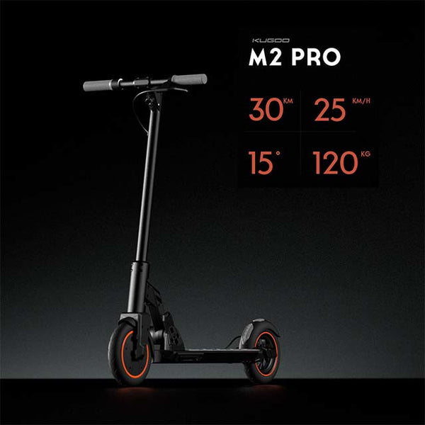 Kugoo M2 Pro Electric Scooter