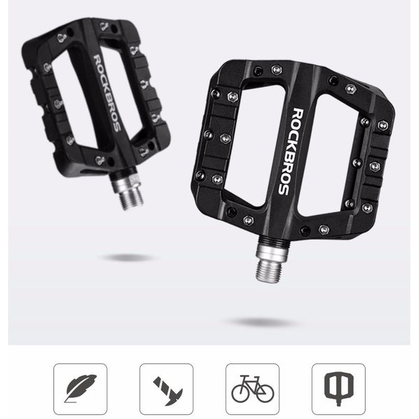 ROCKBROS MTB Ultra Light Nylon Pedals