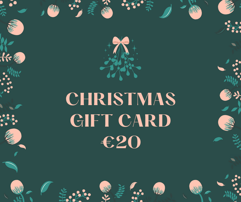 Gift card €20