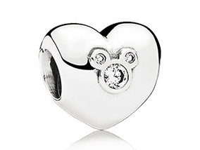 Pandora Disney, Heart of Mickey Charm