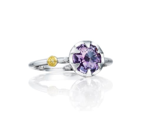 Tacori Purple Amethyst Ring Size 7