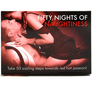 Creative Conceptions Fifty Nights Of Naughtiness