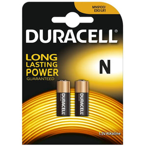 Duracell LR1/N 1.5v Batteries 2 Pack