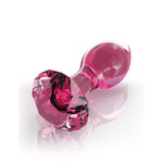 Load image into Gallery viewer, Icicles No 79 Pink Glass Crystal Anal Plug