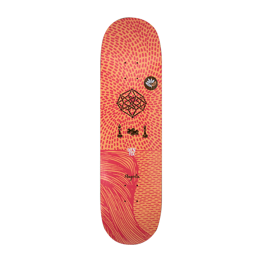 "Magenta Skateboards 8,5"" Dream - Glen Fox"