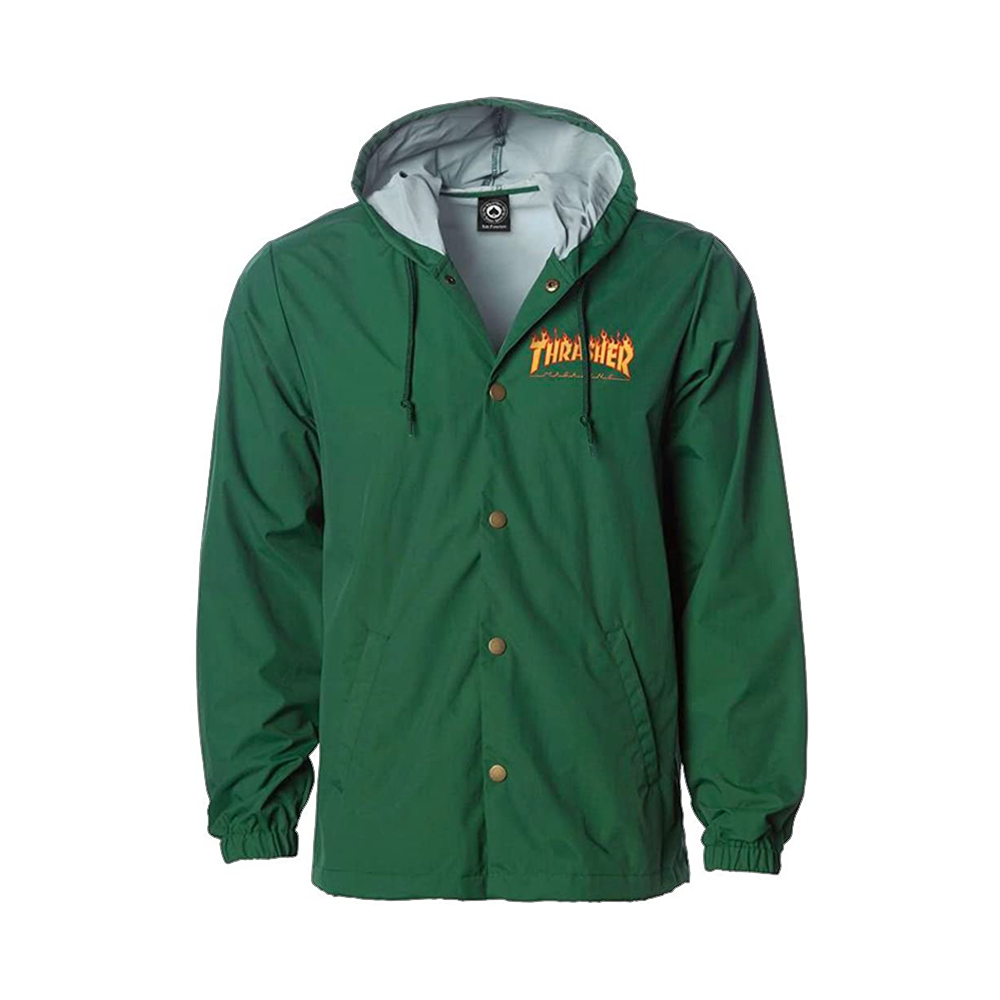 Thrasher Flame Logo jacket