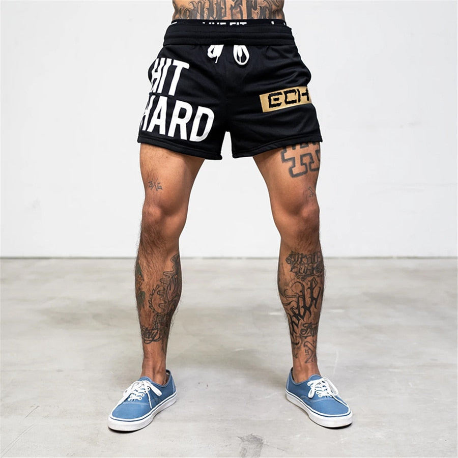 Hit Hard Shorts