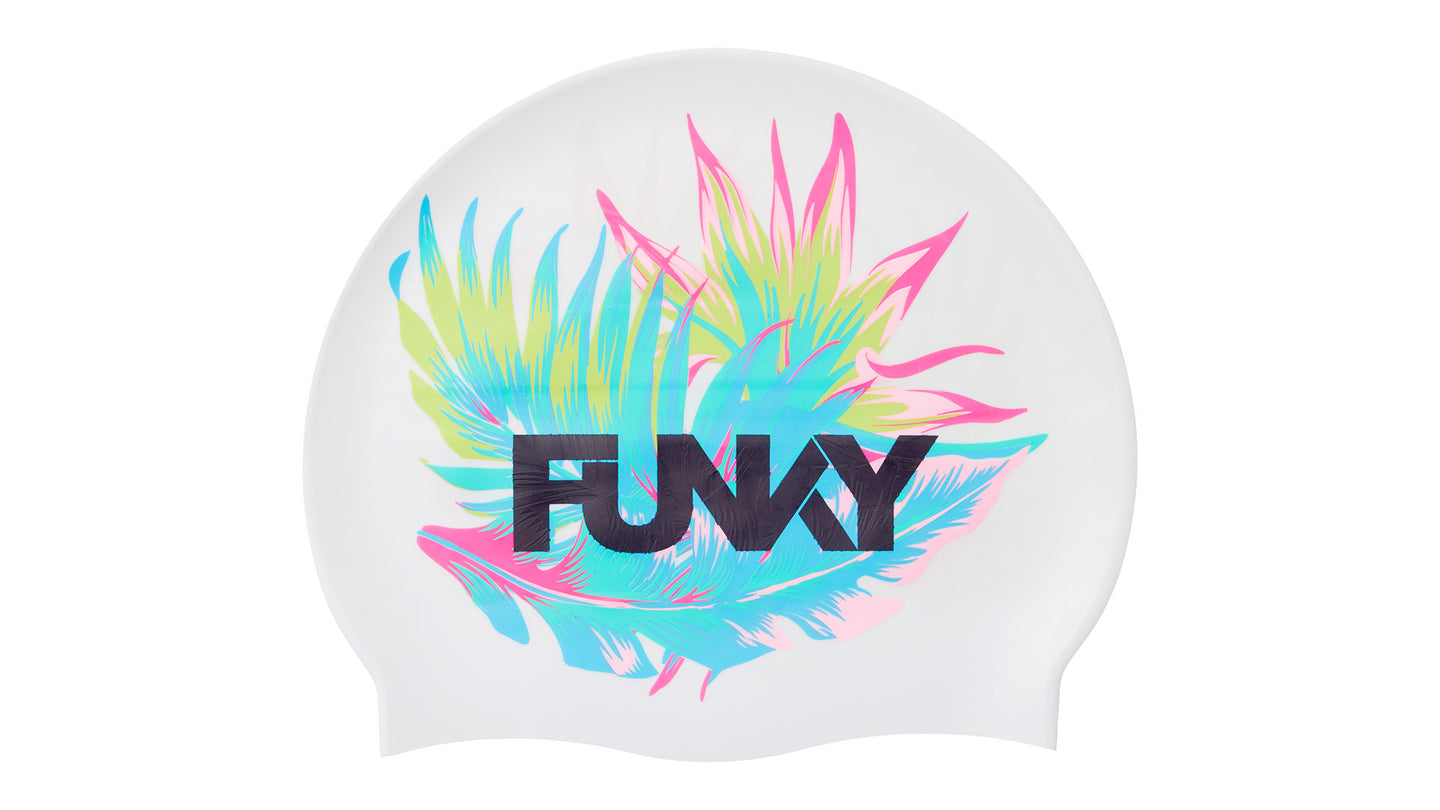 Silicone Swimming Cap Palm Off