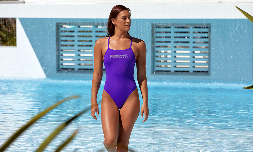 Womens Tie Me Tight One Piece Crush