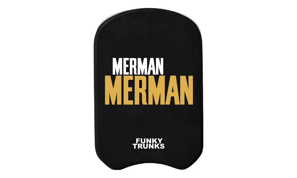 Kickboard Golden Merman