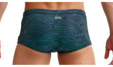 Load image into Gallery viewer, Mens Plain Front Trunks Ripples