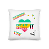 🎁 Heart Pillow - Triadic