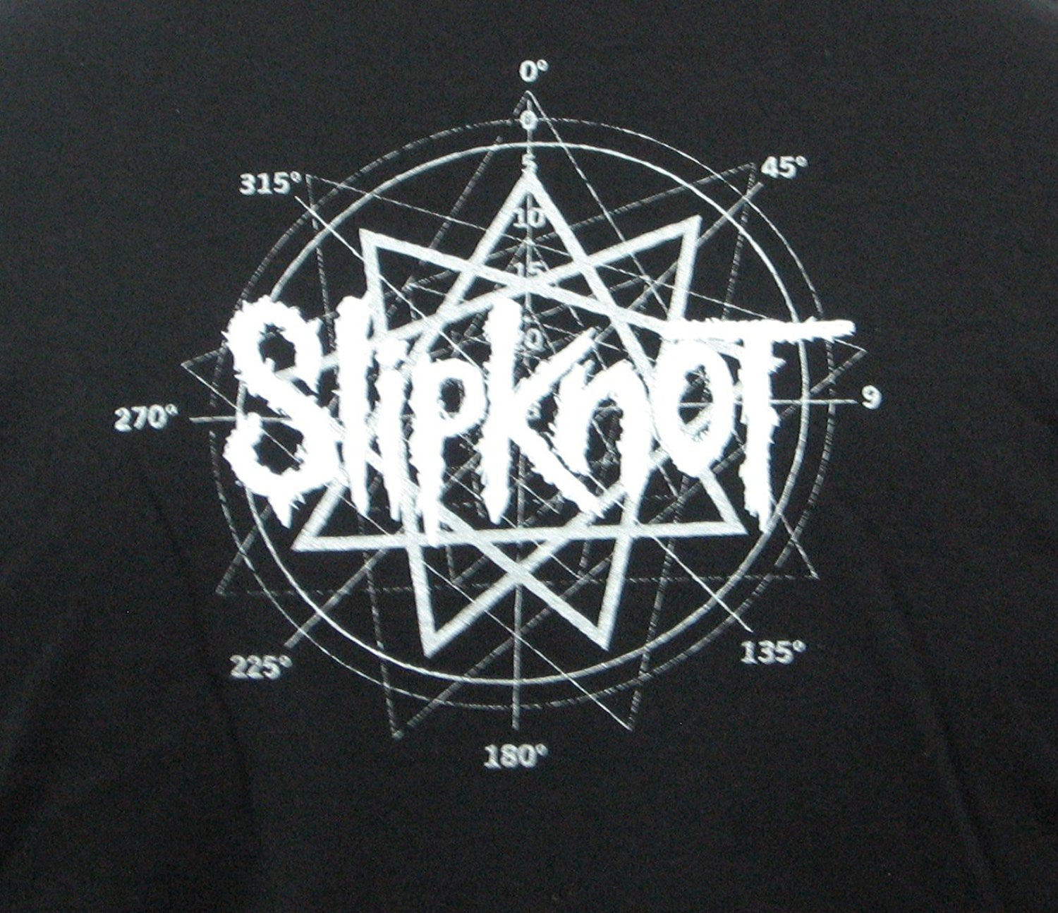 Slipknot all hope star t shirt that shirt rocks hardcore apparel mens slipknot all hope star t shirt voltagebd Image collections