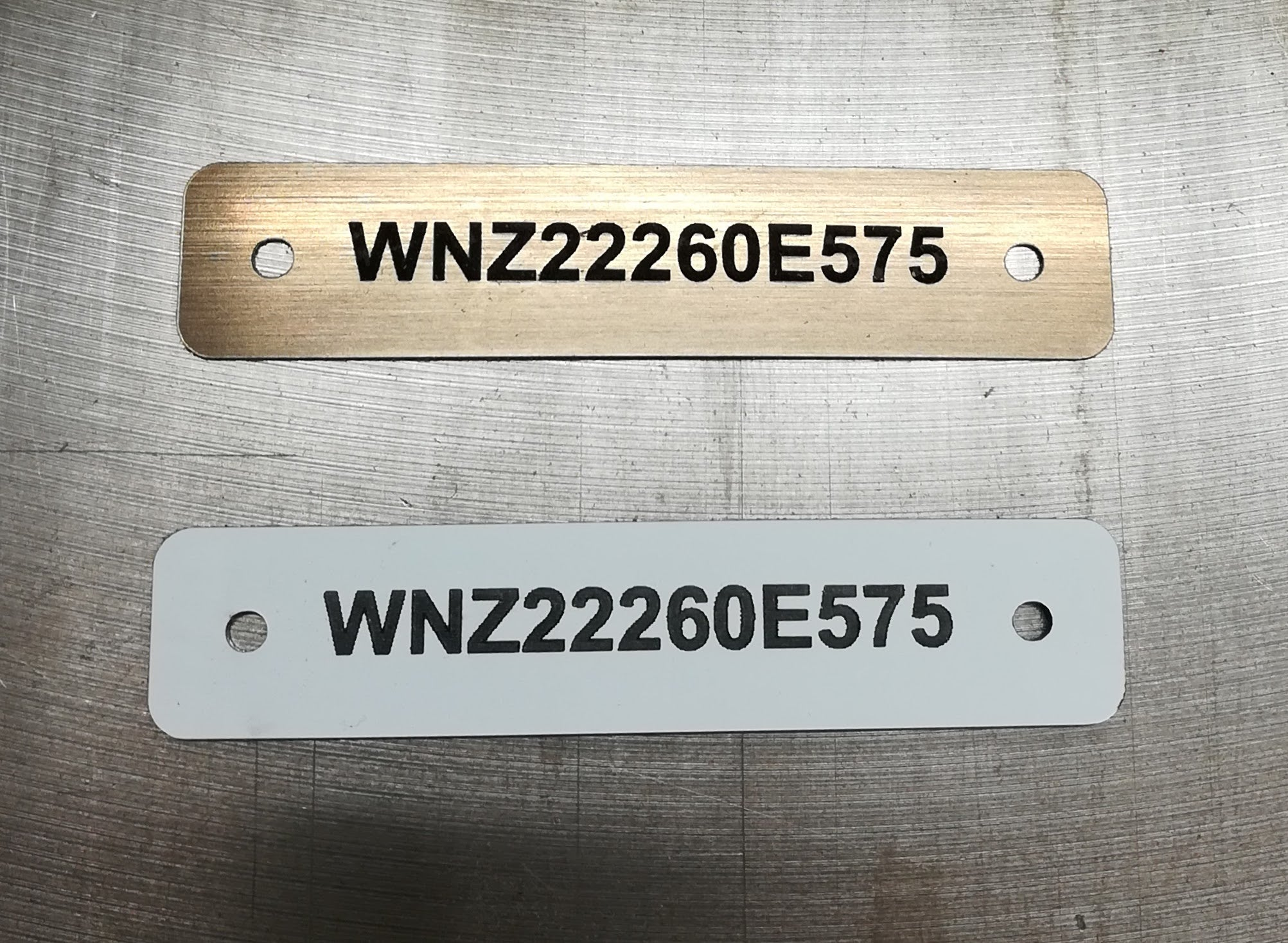 Hull Identification Numbers - 2