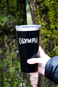 Stainless Steel Pint Glass - Olympia