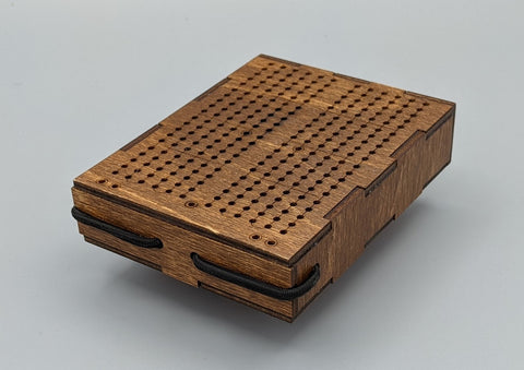 Cribbage Board - Travel size