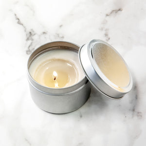 Beef Tallow Citronella Candle