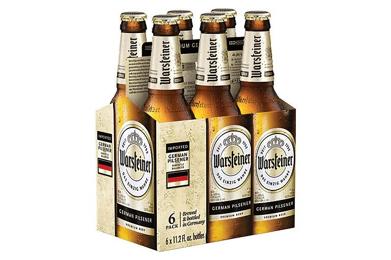Warsteiner German Pilsner - 6 pack