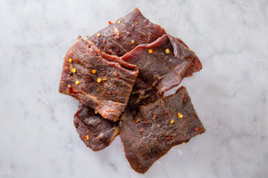 Keto Sweet & Spicy Jerky