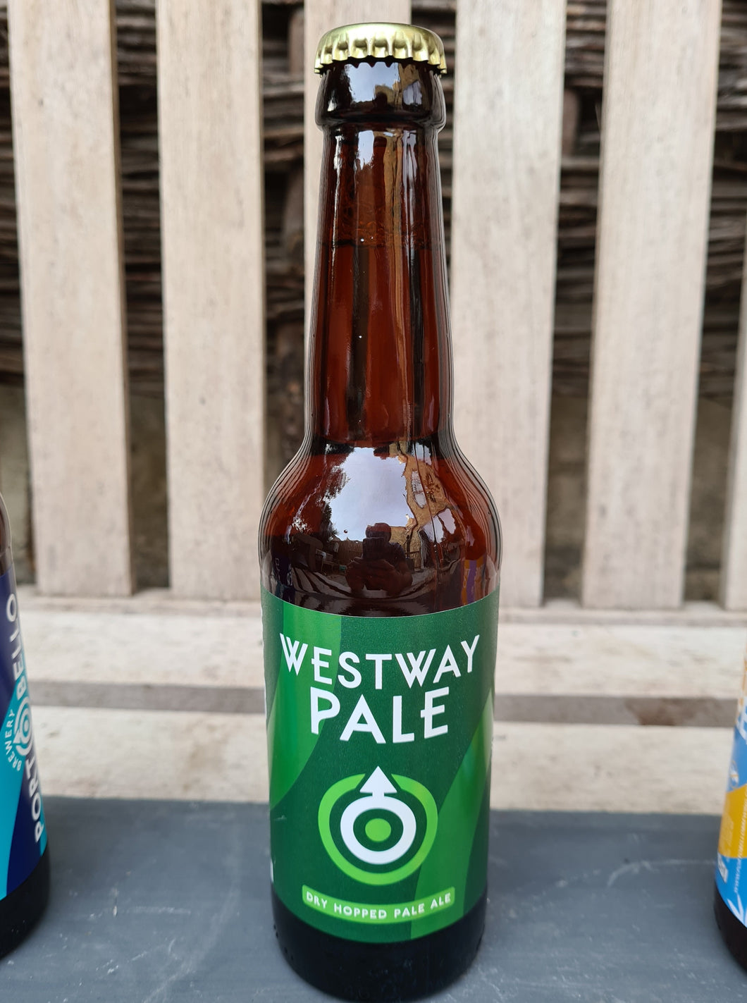 Portobello - Westway Pale - 4% ABV (330ml)