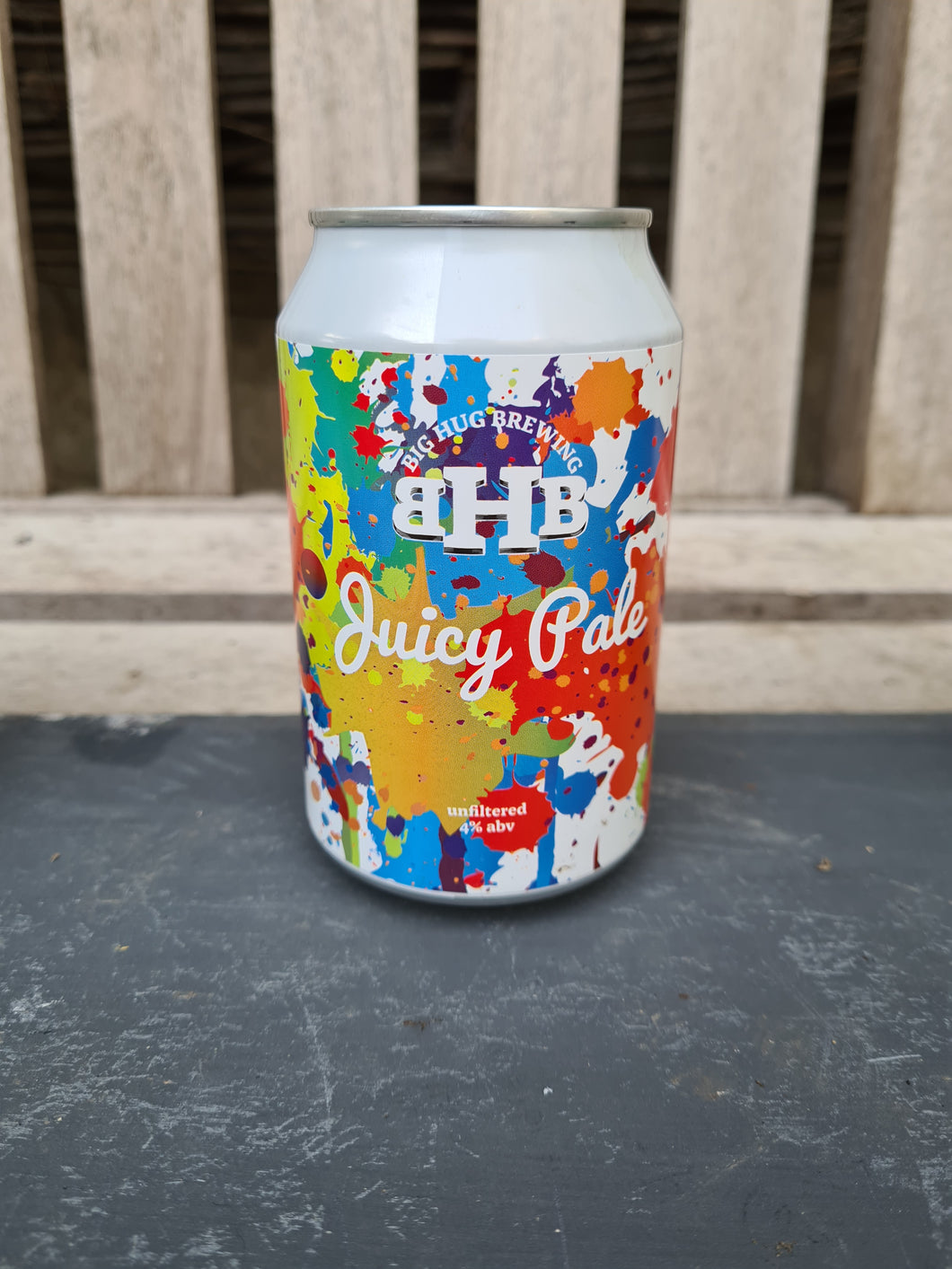 Big Hug - Juicy Pale - 4%ABV (330ml)