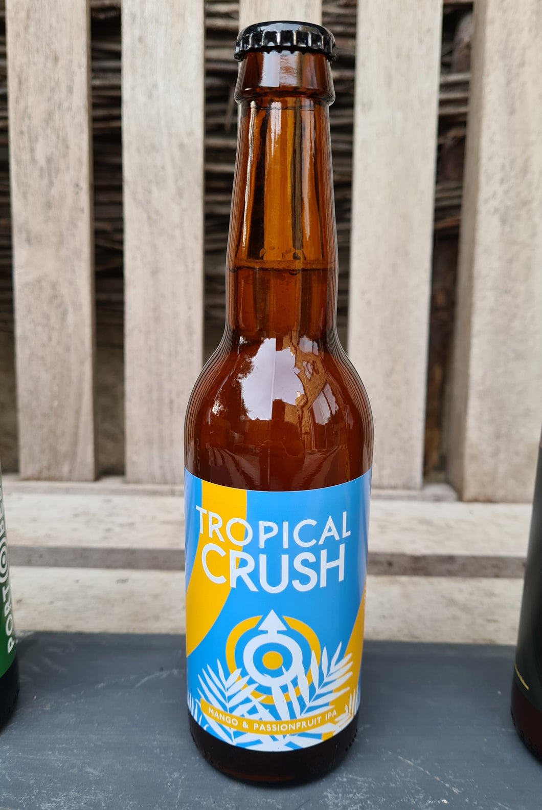 Portobello - Tropical Crush IPA - 4.4% ABV (330ml)