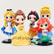 Load image into Gallery viewer, Brand New Disney Frozen Princess Anna Elsa Action Figures  PVC Model Dolls Collection Birthday Gift Kids Toys Christmas gifts
