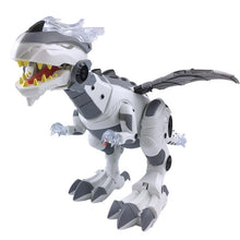 Load image into Gallery viewer, Large Spray Mechanical Dinosaurs With Wing Cartoon Electronic Walking Animal Model Dinosaurio juguete Robot Pterosaurs Kids Toy