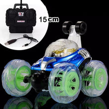Load image into Gallery viewer, RC Car High Speed 3D Flip With Color Flash & Music Radio Controlled Cars Kids Toys 4wd RC Cars Remote Control Toys For  Children