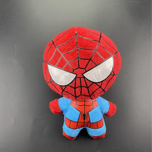 Load image into Gallery viewer, 20cm Marvel Super Heroes Avengers Endgame Thanos Hulk Captain America Thor Wolverine Venom plush dolls Toys for Kid Boy hot