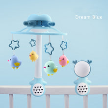 Load image into Gallery viewer, Music Box Rattles For Kids Baby Toys 0 6 12 Months Mobile On The Bed Bell Educational Toys 0 Newborns Nightlight Rotation Rattle