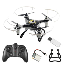 Load image into Gallery viewer, JX815-2 Mini Drone 2.4G RC Plane One Button Tumbling Aircraft Remote Control Helicopter Quadcopter Toys For Children