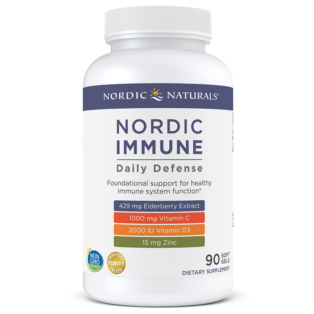 Product Image Nordic Immune Daily Defense