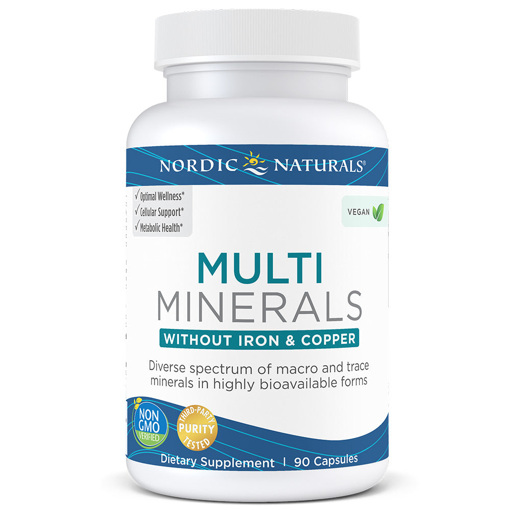 Product Image Multi Minerals without Iron & Copper
