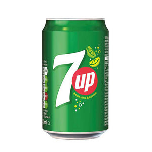 7up, 330ml can