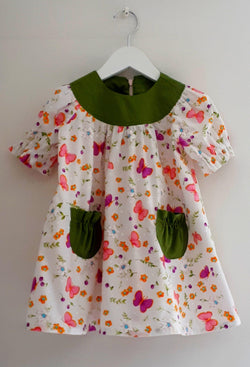 Babykleid Butterfly