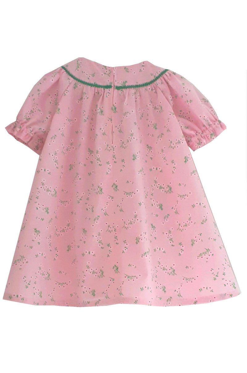 Babykleid flowers