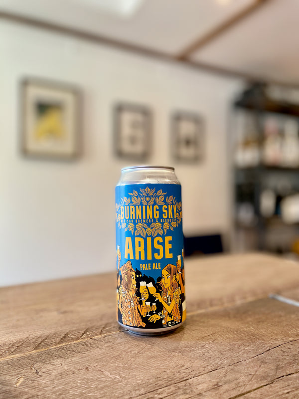 Burning Sky Arise Session IPA (440ml)
