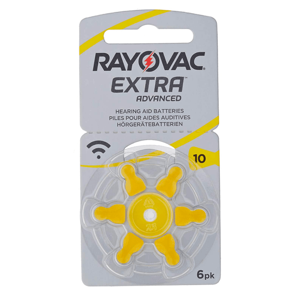 Battery Rayovac PP MF 10 auzen best price powerone - Mercury free. High level hearing, made in germany