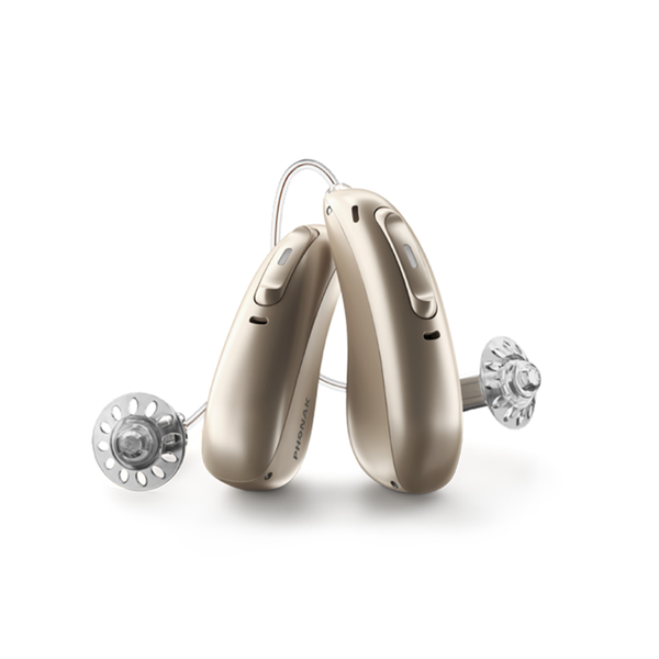 The Hearing Aids Phonak Audeo Paradise 50/90 by Auzen with premium audiology service online.