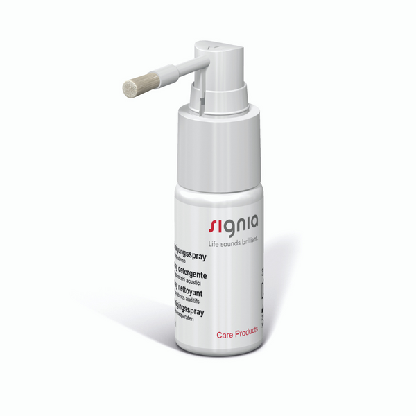 30ml Signia hearing aid cleaning spray