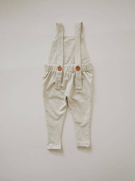 Long Overalls - Wheat