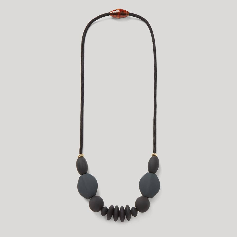 Charcoal Signature Necklace