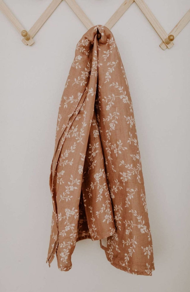 Bloom Swaddle- Sienna