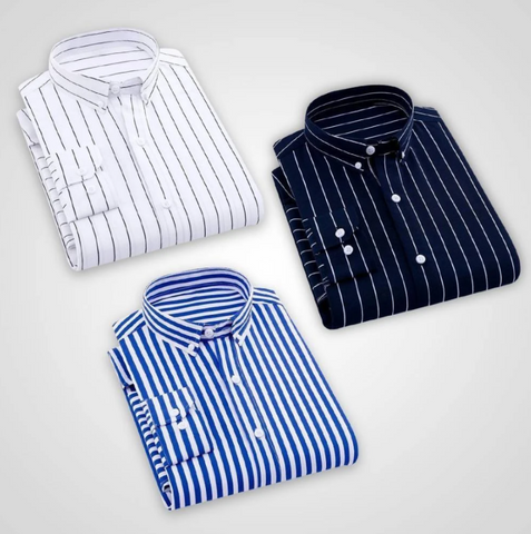 Combo of 3 Best Selling Casual shirt For Men