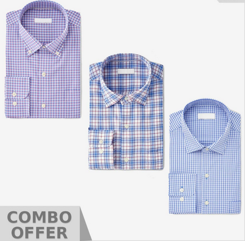 Combo Of 3 Men's Shirt