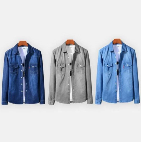 Combo Of 3 Best Casual Shirts For Men